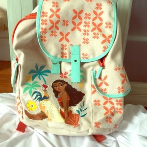 Other - Disney Moana backpack